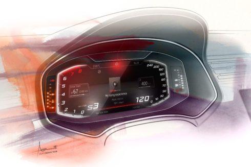 Autoperiskop.cz  – Výjimečný pohled na auta - SEAT představuje Digital Cockpit pro modely Arona a Ibiza