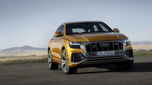 Autoperiskop.cz  – Výjimečný pohled na auta - Nový vrcholný model rodiny Q: Audi Q8 zná českou cenu