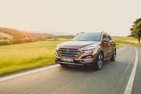 Autoperiskop.cz  – Výjimečný pohled na auta - Hyundai Tucson potvrdil své špičkové kvality během dlouhodobého testu časopisu Auto Bild na 100 000 km