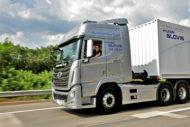 Autoperiskop.cz  – Výjimečný pohled na auta - Hyundai úspěšně demonstroval jízdu autonomního nákladního vozidla