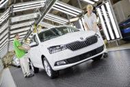 Autoperiskop.cz  – Výjimečný pohled na auta - Výroba modernizovaného modelu ŠKODA FABIA v Mladé Boleslavi zahájena