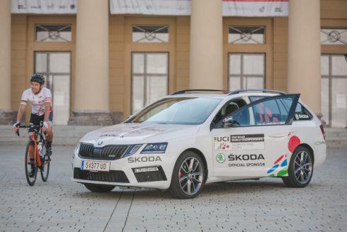 Autoperiskop.cz  – Výjimečný pohled na auta - ŠKODA AUTO se stala oficiálním sponzorem letošního Mistrovství světa v silniční cyklistice UCI