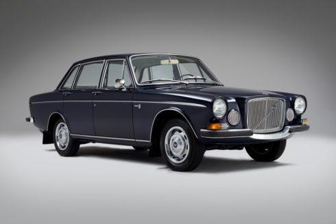 Autoperiskop.cz  – Výjimečný pohled na auta - Prestižní Volvo 164 ze 60. let minulého století slaví 50. výročí