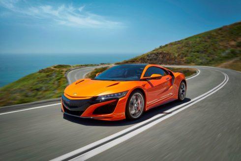 Autoperiskop.cz  – Výjimečný pohled na auta - Společnost Honda dále vylepšuje potenciál svého převratného  hybridního supersportovního modelu NSX