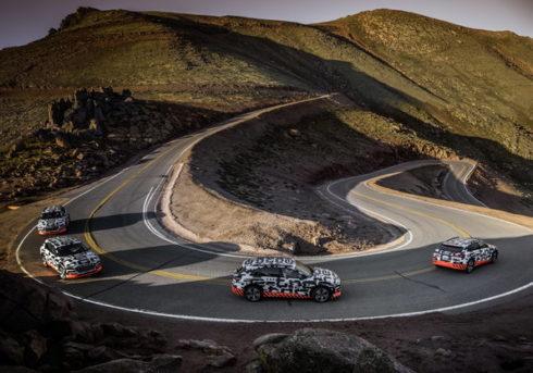 Autoperiskop.cz  – Výjimečný pohled na auta - Energetická revoluce: Prototyp Audi e-tron podroben testu rekuperace