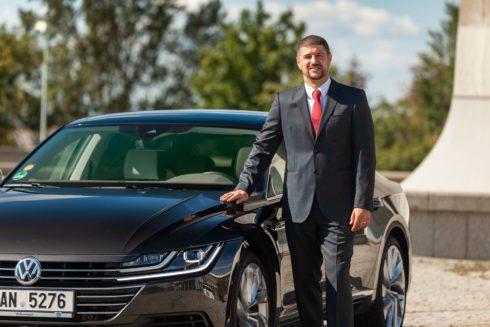 Autoperiskop.cz  – Výjimečný pohled na auta - Jiří Štoček převezme divizi Volkswagen osobní vozy