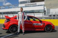 Autoperiskop.cz  – Výjimečný pohled na auta - Mise splněna! Jenson Button získal pro tým Honda pátý a poslední naplánovaný jednokolový traťový rekord v rámci výzvy Civic Type R Challenge 2018