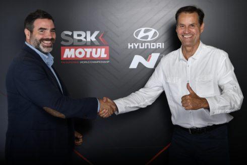 Autoperiskop.cz  – Výjimečný pohled na auta - Hyundai N bude oficiálním bezpečnostním vozem v mistrovství světa superbiků WorldSBK