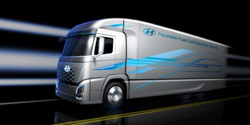 Autoperiskop.cz  – Výjimečný pohled na auta - Hyundai na veletrhu v Hannoveru představí vodíkové nákladní auto