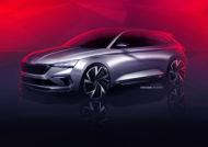 Autoperiskop.cz  – Výjimečný pohled na auta - ŠKODA na autosalonu v Paříži: Sportovní, trvale udržitelná a digitální