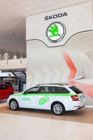 Autoperiskop.cz  – Výjimečný pohled na auta - ŠKODA AUTO je stále aktivnější na poli sdílené mobility