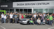 Autoperiskop.cz  – Výjimečný pohled na auta - Soutěž ECONOMY RUN prověřila nízkou spotřebu vozů ŠKODA v praxi