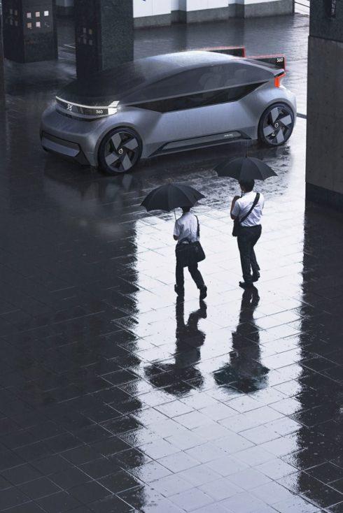 Autoperiskop.cz  – Výjimečný pohled na auta - Koncept Volvo 360c volá po univerzálním palubním bezpečnostním standardu pro komunikaci autonomních vozidel