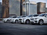 Autoperiskop.cz  – Výjimečný pohled na auta - Globální prodej automobilky Volvo Cars vzrostl  v srpnu o 14,5 %