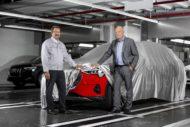 Autoperiskop.cz  – Výjimečný pohled na auta - Zahájení výroby modelu Audi e-tron