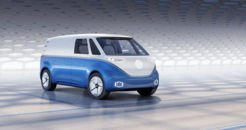 Autoperiskop.cz  – Výjimečný pohled na auta - Volkswagen Užitkové vozy elektrizuje IAA 2018 pěti novými modely s nulovými emisemi