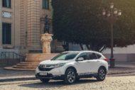 Autoperiskop.cz  – Výjimečný pohled na auta - Společnost Honda potvrdila údaje o spotřebě a emisích modelu CR-V Hybrid a oznámila hlavní vystavené novinky pro pařížský autosalon 2018