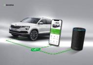 Autoperiskop.cz  – Výjimečný pohled na auta - Alexa ve ŠKODA Connect: Nově ve třech jazycích