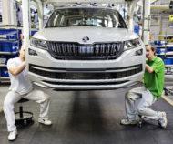 Autoperiskop.cz  – Výjimečný pohled na auta - Vyroben 250 000. vůz ŠKODA KODIAQ: Nový milník v SUV-ofenzívě značky ŠKODA