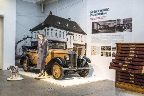 Autoperiskop.cz  – Výjimečný pohled na auta - Nová výstava ve ŠKODA Muzeu: První kilometry v první republice