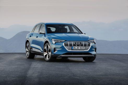 Autoperiskop.cz  – Výjimečný pohled na auta - Trvale udržitelný hliník pro kryt akumulátorů modelu Audi e-tron