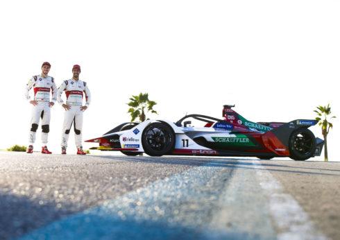 Autoperiskop.cz  – Výjimečný pohled na auta - Audi představuje e-tron FE05 pro novou sezonu Formule E