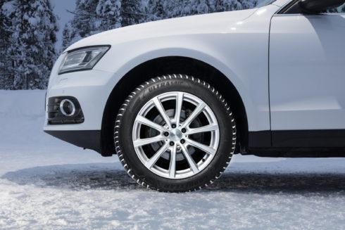 Autoperiskop.cz  – Výjimečný pohled na auta - Goodyear UltraGrip Performance SUV Gen-1 na čele testu zimních pneumatik časopisu Auto Bild allrad