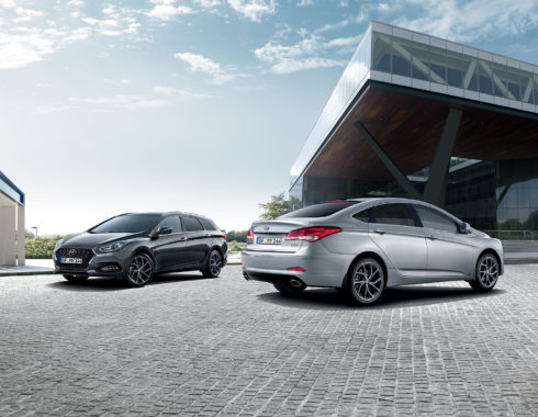 Autoperiskop.cz  – Výjimečný pohled na auta - Modernizovaný Hyundai i40 přichází se svěžím designem přídě a novými bezpečnostními prvky