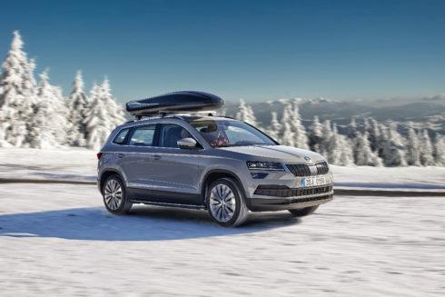 Autoperiskop.cz  – Výjimečný pohled na auta - ŠKODA Originální příslušenství: Bezpečné a kvalitní doplňky pro zimní sezonu