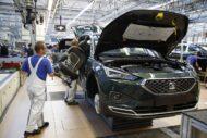 Autoperiskop.cz  – Výjimečný pohled na auta - Výroba modelu SEAT Tarraco byla zahájena ve Wolfsburgu