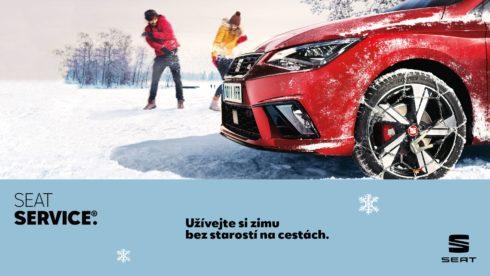 Autoperiskop.cz  – Výjimečný pohled na auta - SEAT zajistí svým zákazníkům bezstarostné zimní cestování