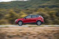 Autoperiskop.cz  – Výjimečný pohled na auta - Nový SEAT Arona TGI oslaví světovou premiéru na Pařížském autosalonu