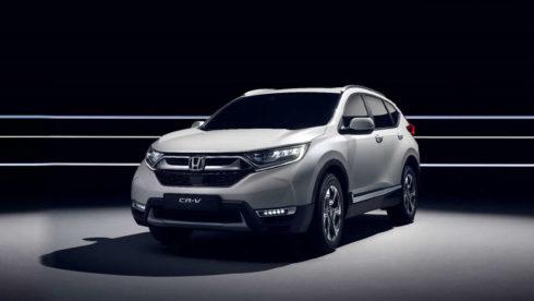 Autoperiskop.cz  – Výjimečný pohled na auta - Oznámení ceny  Honda CR-V Hybrid