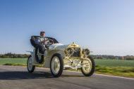 Autoperiskop.cz  – Výjimečný pohled na auta - ŠKODA Muzeum představuje jediný dochovaný exemplář sportovního vozu Laurin & Klement BSC z roku 1908