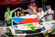 Autoperiskop.cz  – Výjimečný pohled na auta - FIA MIDDLE EAST RALLY CHAMPIONSHIP 2018: Katarské zlato přepisuje historii MERC