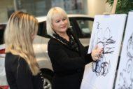 Autoperiskop.cz  – Výjimečný pohled na auta - Advent ve znamení unikátních kreseb nevidomých dětí