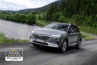 """Autoperiskop.cz  – Výjimečný pohled na auta - Vodíkový Hyundai NEXO obdržel hodnocení """"Best in Class"""" a stal se nejlepším velkým SUV na trhu"""