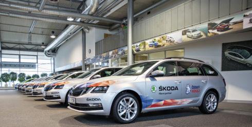 Autoperiskop.cz  – Výjimečný pohled na auta - ŠKODA AUTO se vrací mezi hlavní partnery české hokejové reprezentace