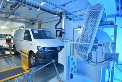 Autoperiskop.cz  – Výjimečný pohled na auta - Volkswagen Užitkové vozy otvírá nové centrum pro měření emisí