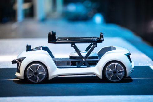 Autoperiskop.cz  – Výjimečný pohled na auta - Audi, Airbus a Italdesign testují koncept pro leteckou taxislužbu