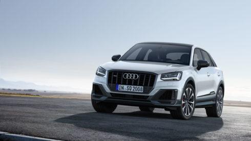 Autoperiskop.cz  – Výjimečný pohled na auta - Výjimečně sportovní kompaktní SUV:  nové Audi SQ2