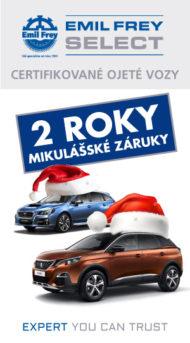 Autoperiskop.cz  – Výjimečný pohled na auta - Emil Frey Select nabízí dvouletou záruku na ojeté vozy