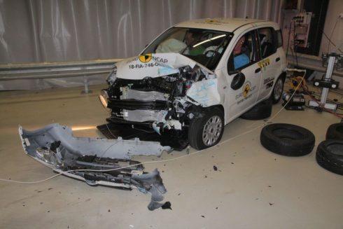 Autoperiskop.cz  – Výjimečný pohled na auta - Nové crashtesty s nepříjemným překvapením