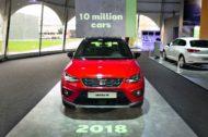 Autoperiskop.cz  – Výjimečný pohled na auta - SEAT překonal hranici 10 milionů vozů vyrobených v Martorellu