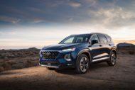 """Autoperiskop.cz  – Výjimečný pohled na auta - Luxusní Hyundai Santa Fe získal prestižní ocenění """"Redesign of the Year"""""""