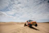 Autoperiskop.cz  – Výjimečný pohled na auta - Martin Prokop i Tomáš Ouředníček si v celkovém pořadí Dakaru polepšili o několik příček. Začíná pořádná řežba, říká Prokop.