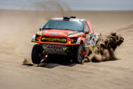 Autoperiskop.cz  – Výjimečný pohled na auta - Brufen a adrenalin – Prokopův recept na sedmé místo v etapě i v celkovém pořadí dvě etapy před koncem Dakaru.