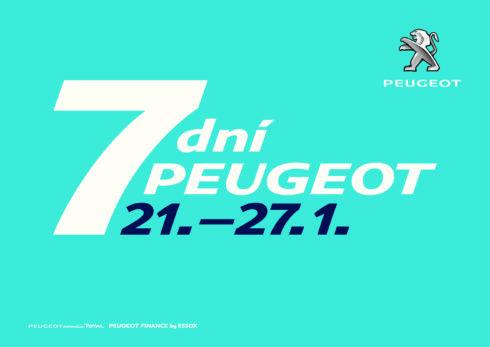 Autoperiskop.cz  – Výjimečný pohled na auta - Tradiční akce 7 dní Peugeot začne 21. ledna, letos poprvé s SUV Peugeot 3008