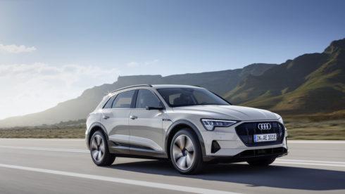 Autoperiskop.cz  – Výjimečný pohled na auta - Bridgestone vybrán jako dodavatel prvovýbavy pro nové zcela elektrické SUV Audi e-tron
