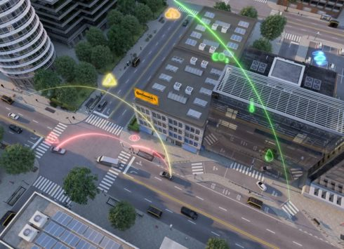 Autoperiskop.cz  – Výjimečný pohled na auta - Chytřejší a bezpečnější města: inovace Continental na veletrhu CES 2019